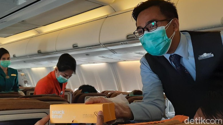 Garuda Indonesia Jakarta-Labuan Bajo