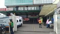 3 Nakes Rawat Habib Rizieq di RS UMMI Dites Swab, Apa Hasilnya?