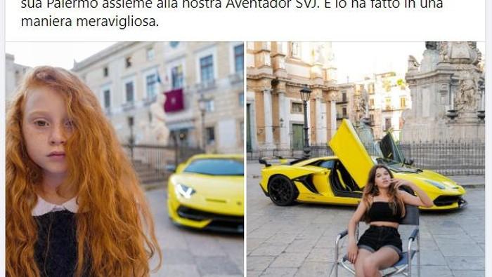 Iklan Lamborghini dikecam