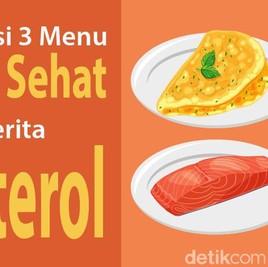 Ingin Sarapan Enak Tapi Takut Kolesterol? Ini 3 Alternatifnya
