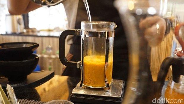 Kafe Jamu yang Tawarkan Jamu Kekinian, Dijamin Segar Sehat!