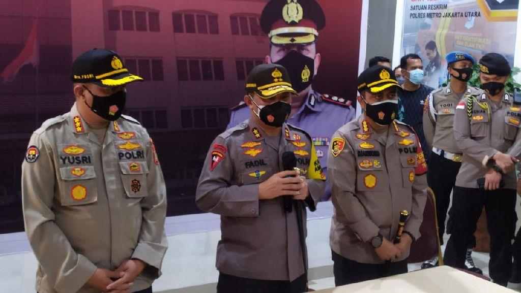 Kapolda Metro Minta Polres-Polres Bangun Kampung Tangguh Tangani COVID