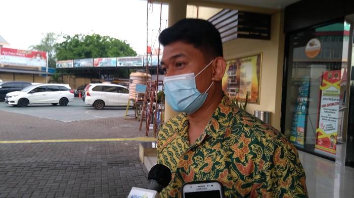 Kasat Narkoba Polres Pelabuhan Tanjung Priok AKP Rezha Rahandhi