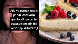 Nyesek! Wanita Kirim Makanan untuk Pacar tapi Ditolak Mentah-mentah