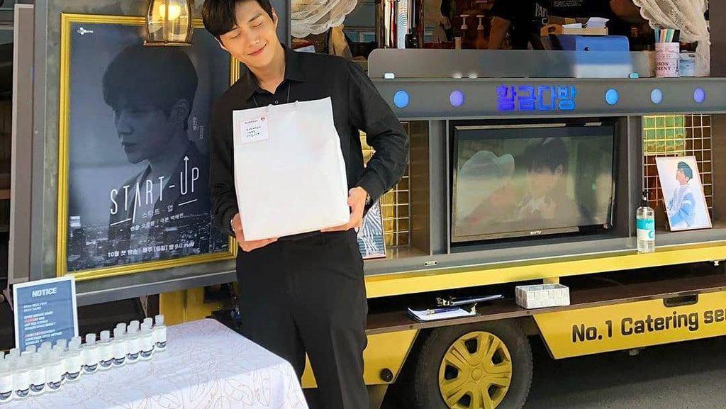 Kirimi Coffee Truck, Wujud Cinta Fans Korea untuk Semangati Idolanya