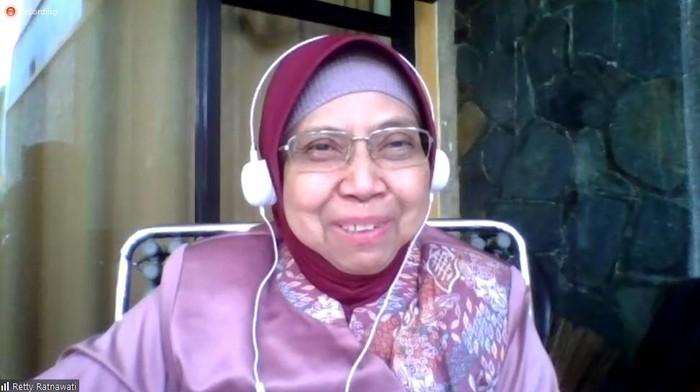 Komisioner Komnas Perempuan Retty Ratnawati
