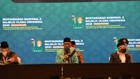 Ini Struktur Pengurus MUI 2020-2025: Miftachul Ketum, Maruf Ketua Wantim