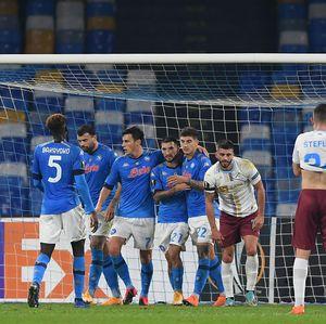 Hasil Liga Europa: Napoli Taklukkan Rijeka 2-0