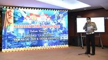 Operasi Lilin 2020, Korlantas Polri Pedomani Prokes-Siapkan Rekayasa Lalin