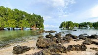Ini Pantai Paropa Kilo, Si Cantik dari NTB