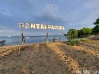 Pantai Paropa Kilo berlokasi di Desa Malaju, Kecamatan Kilo, Kabupaten Dompu, Nusa Tenggara Barat (NTB). (Dokumen Pokdarwis Desa Malaju)