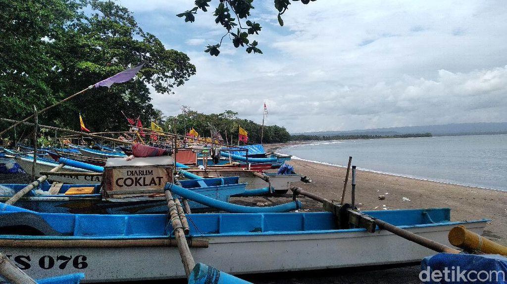 Pantai Batukaras Ditata, Area Sandar Perahu Nelayan Akan Direlokasi