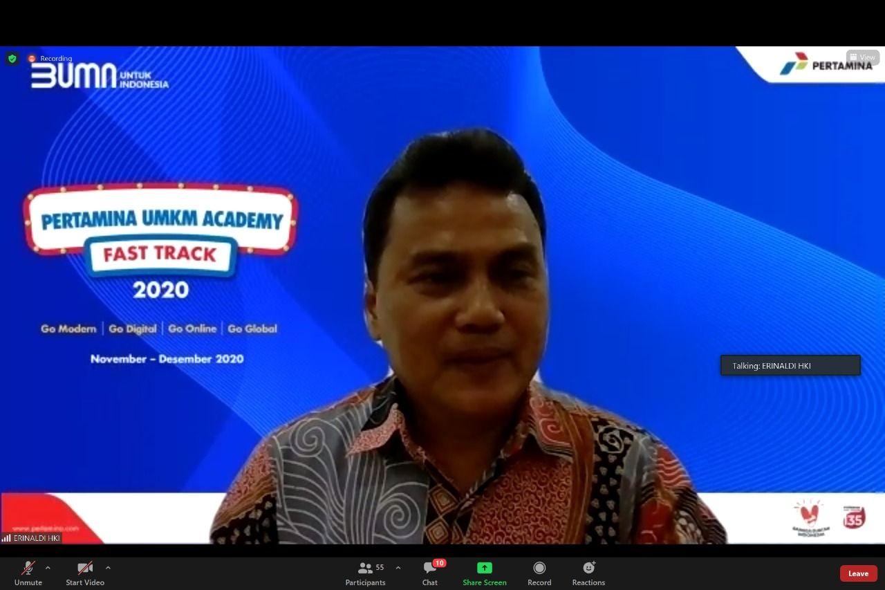 Pertamina Gandeng Partner Kompeten Dampingi Peserta Pertamina UMKM Academy 2020