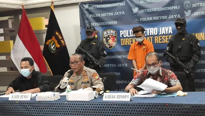 Polisi tangkap H, pelaku utama pembunuhan pria penyuka sejenis di Bogor
