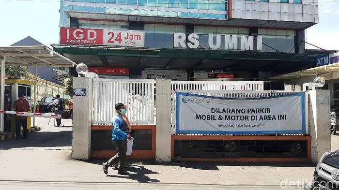 RS UMMI, Kota Bogor, Jawa Barat