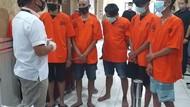 Sejumlah Pengedar Narkoba di Jaksel Ditangkap, 2 Kg Tembakau Gorila Disita