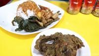 7 Lauk Nasi Kapau yang Jadi Favorit di Kramat Raya, Lamak Bana!