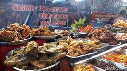 Surga Nasi Kapau Kaki Lima yang Nikmat di Jakarta Ada di Sini