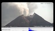 Viral Asap Keluar dari 2 Titik Kawah Gunung Merapi, Ini Penjelasan BPPTKG