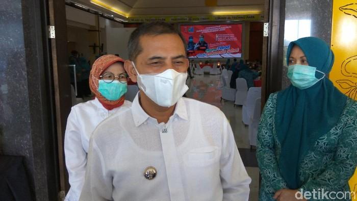Candaan Wali Kota Cimahi Sebelum Ditangkap KPK, Siap Gantikan Edhy Prabowo