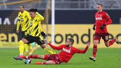 Dortmund Vs Cologne: Die Borussen Tumbang 1-2 di Kandang