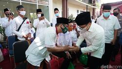 Bupati Anas Mulai Berpamitan Jelang Akhir Masa Jabatan