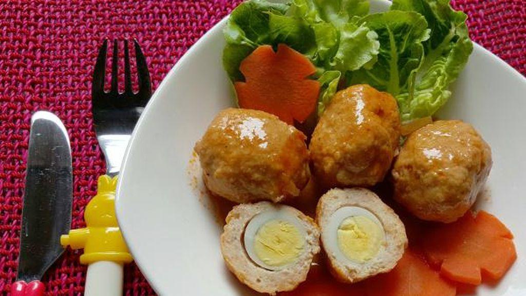 3 Resep Bola-bola Ayam untuk si Kecil Agar Lahap Makan
