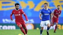 Brighton Vs Liverpool Masih 0-0 di Babak Pertama