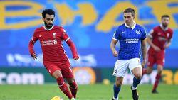 Brighton Vs Liverpool: Gol di Injury Time Batalkan Kemenangan Si Merah