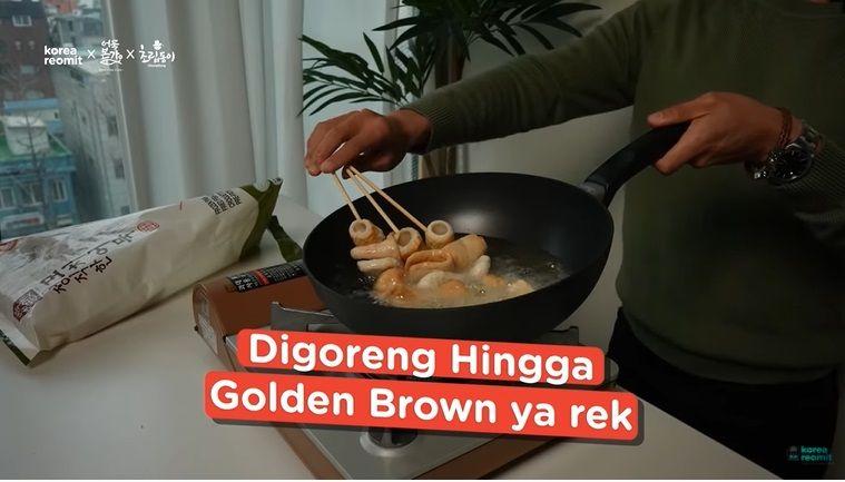 Eomuk Cita Rasa Indonesia