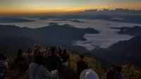 Pemerintah Thailand mempromosikan sejumlah tempat wisata untuk meningkatkan pariwisata domestik yang terkena dampak pembatasan COVID-19.