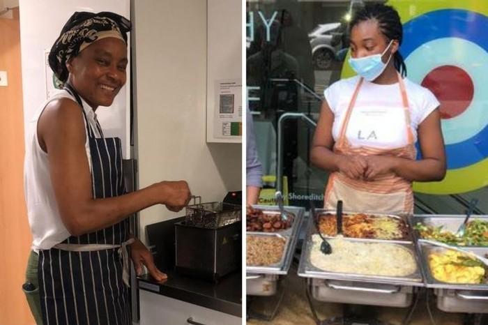 Inspiratif! Chef Nigeria Olah Makanan Sisa untuk Orang Tak Mampu
