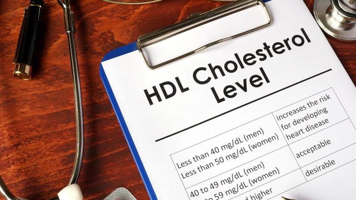 Kadar kolesterol