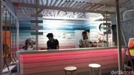 Kafe Bersuasana Pantai Ini Ada di Bandung