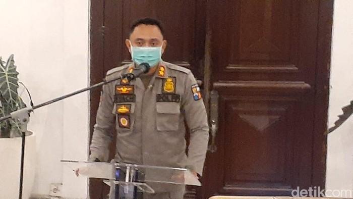 Ketua Bidang Penegakan Hukm dan Pendisiplinan Satgas COVID-19 Kota Bogor Agustian Syah
