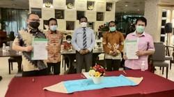 PB PON Kerja Sama dengan LADI untuk Awasi PON Papua 2021
