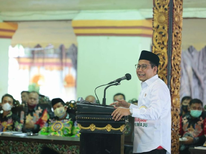 Mendes PDTT Abdul Halim Iskandar