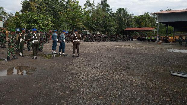 Panglima TNI Akan ke Timika Hari Ini, Aparat Gabungan Disiagakan