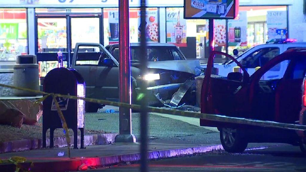 Penembakan Terjadi di AS, 1 Tewas dan 4 Terluka