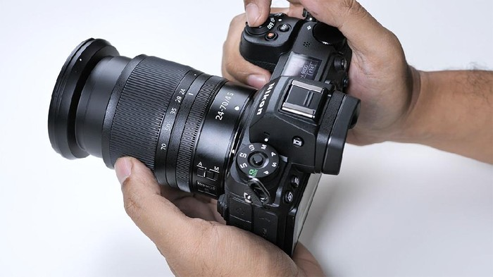 review kamera Nikon Z6 II