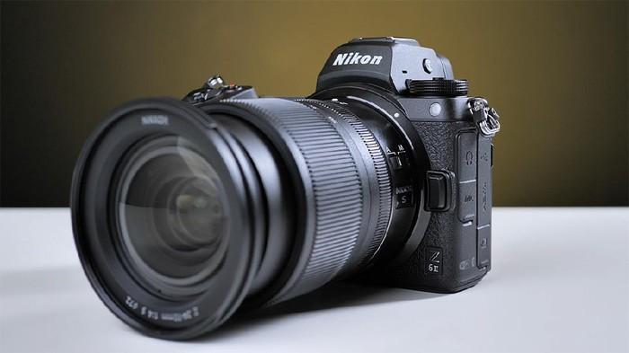 review kamera Nikon Z6 II