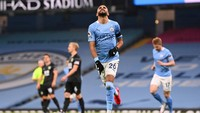Man City Ungguli Burnley 3-0 di Babak I