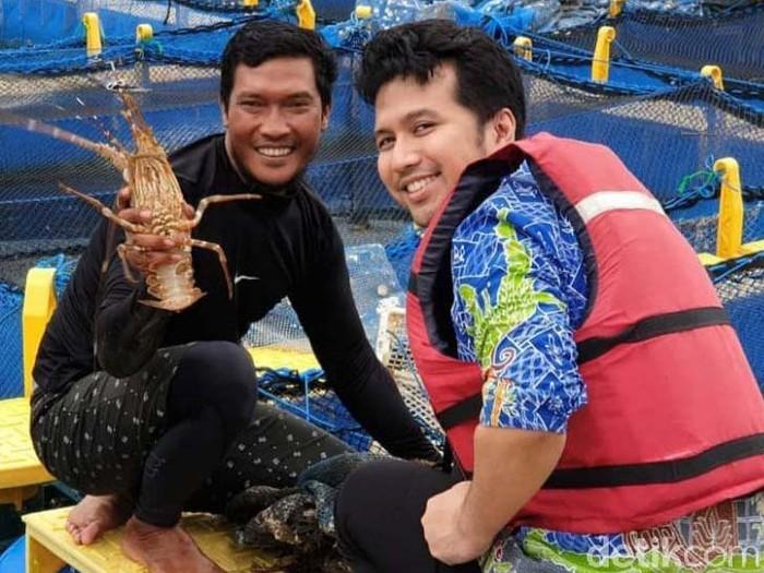 Saat Kran Ekspor Benur Dibuka, Nelayan Ini Justru Melakukan Budidaya