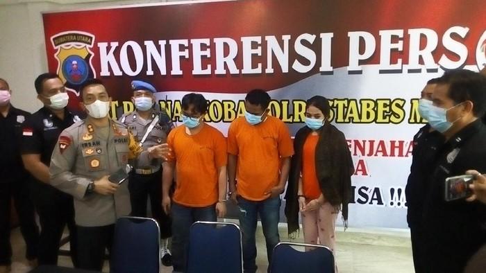 Salah satu anggota DPRD Labuhanbatu Utara ditangkap polisi, karena narkoba.