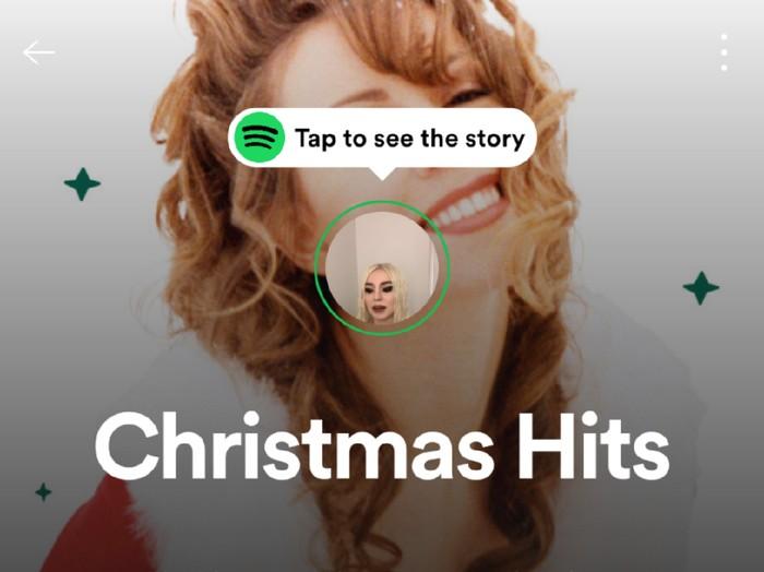 Spotify ikut uji coba fitur mirip Instagram Stories