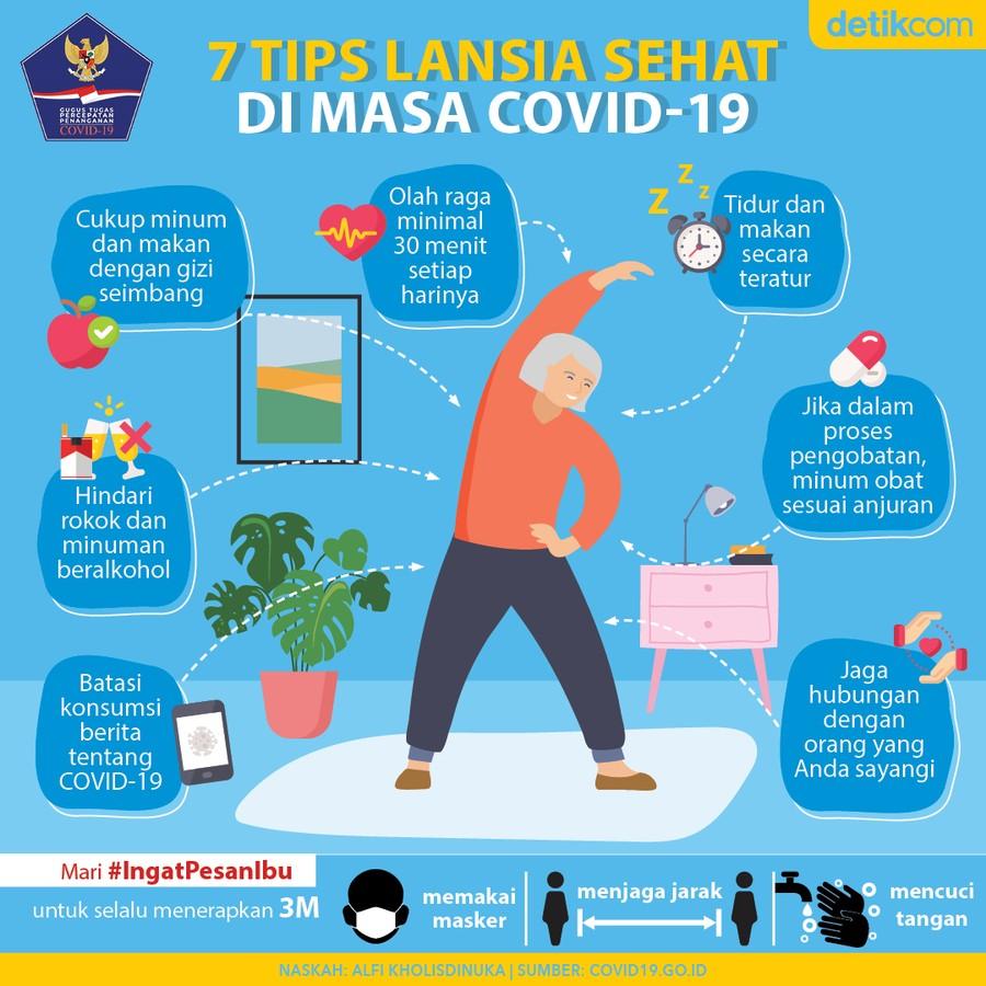 tips sehat untuk lansia