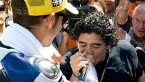 Valentino Rossi-Diego Maradona: Kisah Saling Kagum Dua Tuhan