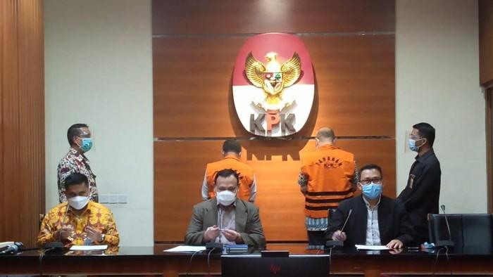 Wali Kota Cimahi Ajay Muhammad Priatna jadi tersangka KPK