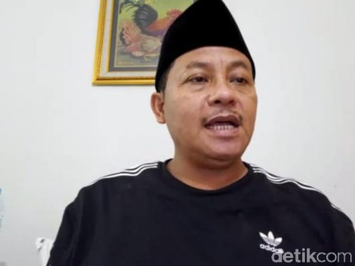Wali Kota Malang Sutiaji saat Webinar Pendidikan Nasional 2020