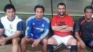 Legenda Barito Putera Yusuf Luluporo Meninggal Saat Main Bola